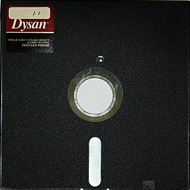 8 inch floppy magnetic diskette format