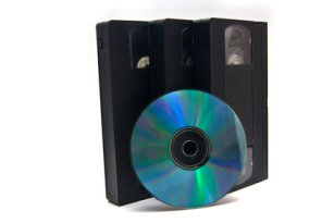 copy vhs tape to recordable dvd