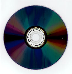 archival recordable DVD with gold meta layer
