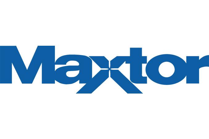 Maxtor company logo