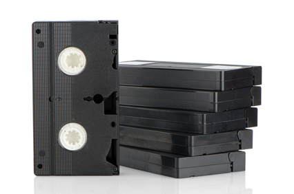 blank vhs tapes for recording video