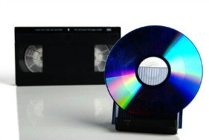 copy analog vhs tapes to digital dvd format