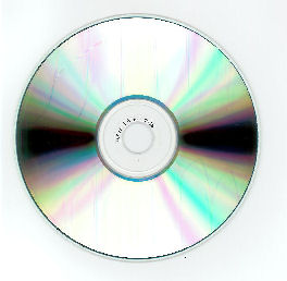 ecordable CD with phthalocyanine dye and silver alloy metal layer